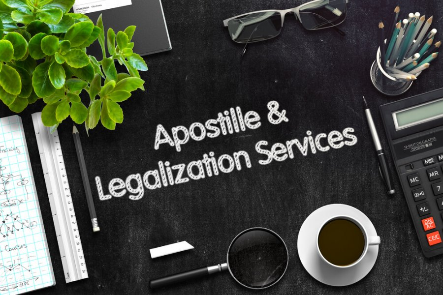 Legalization Services
