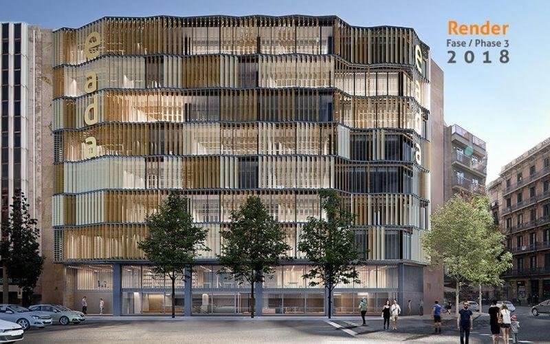 Главный корпус EADA в Барселоне