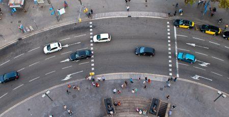 Дорожное движение в Испании