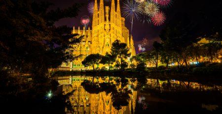 Осень в Барселоне богата интересными событиями